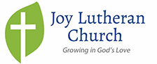 Joy Lutheran Church Logo Opens in new window