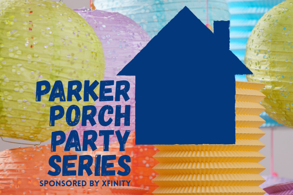 Parker Porch Parties Graphic