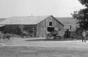 Sulphur Barn