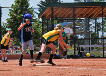 Youth Fastpitch Softball