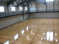 fieldhouse gymnasium 3